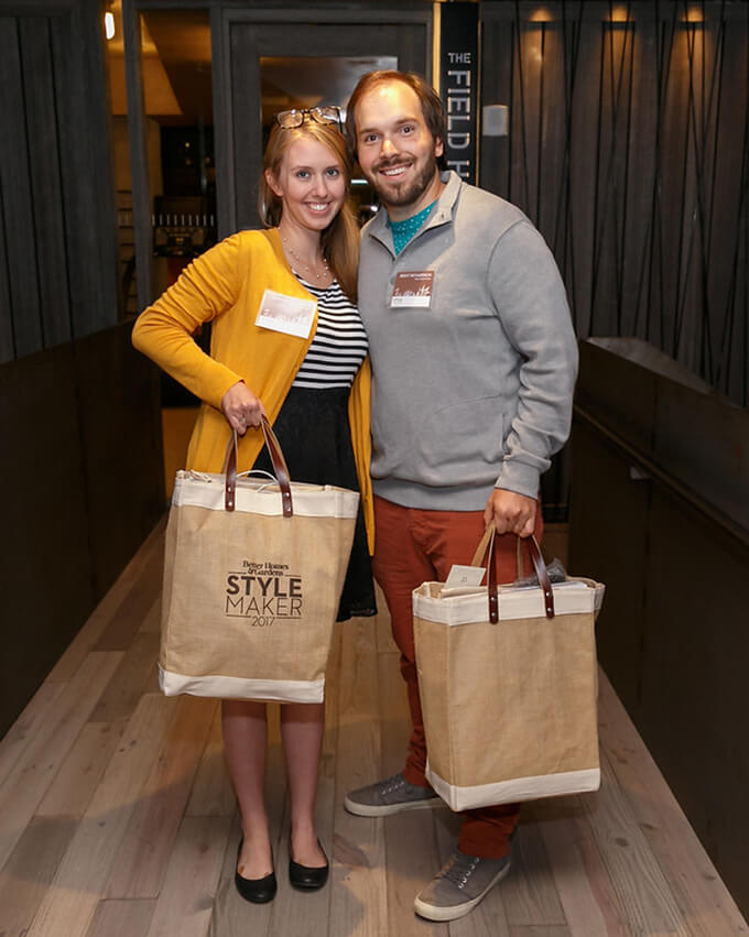 Better Homes & Gardens Stylemaker Event 2017