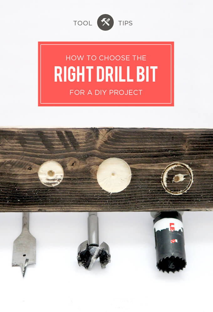 Choosing the Right Drill Bit for a DIY Project