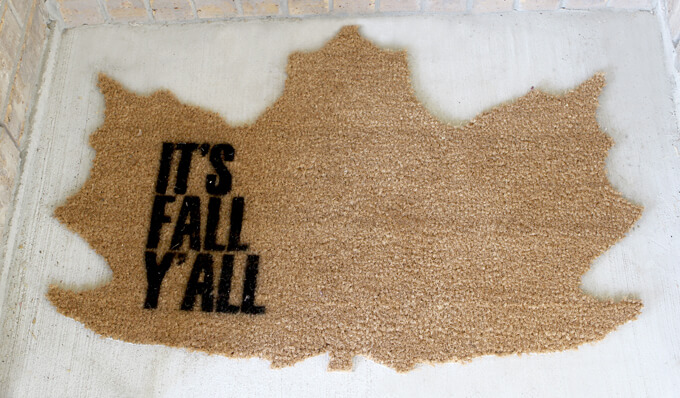 Fall DIY Front Porch Projects
