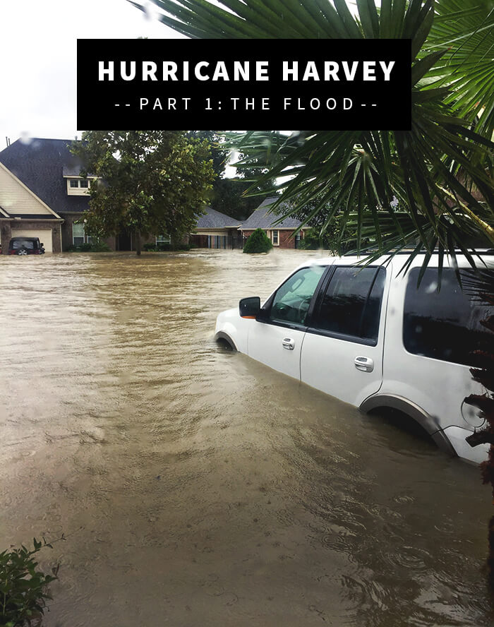 Hurricane Harvey: The Flood
