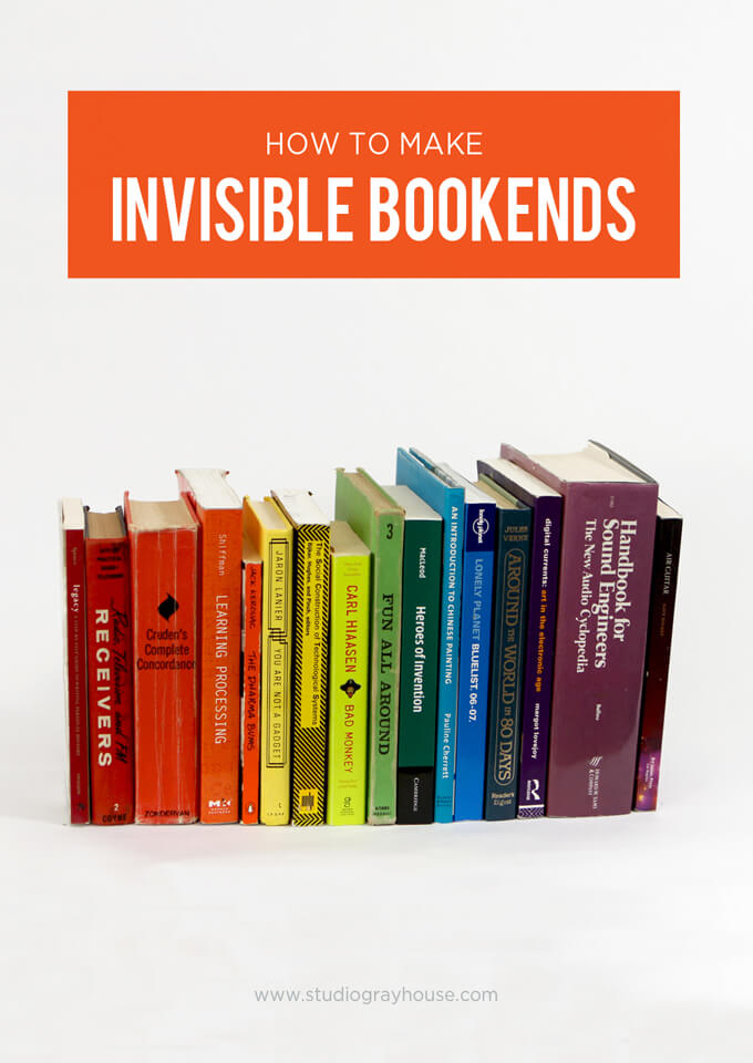 Invisible Bookends