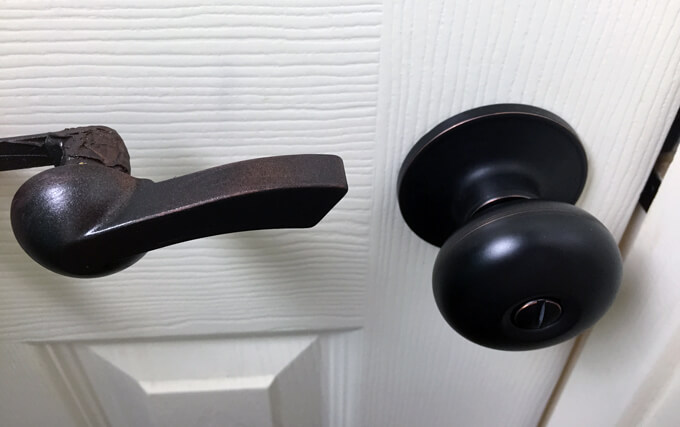 Painting a Perfect Oil-Rubbed Bronze Finish
