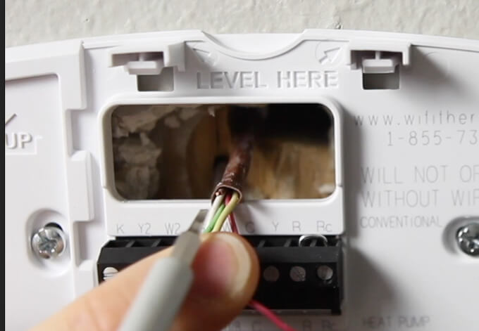 How to Replace a Thermostat