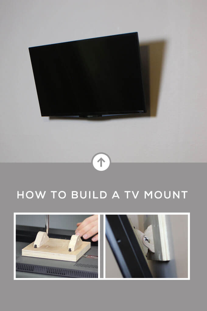 How to Build A TV Wall Mount