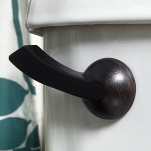 Oil-Rubbed Bronze Finish