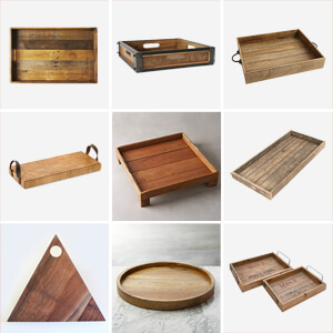 Wooden Trays - Friday Faves