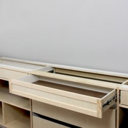 Simple Cabinet Drawer DIY Tutorial Video