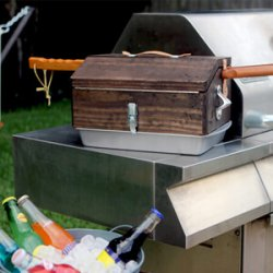 DIY Father's Day Gift – Handmade Grill Supplies Box